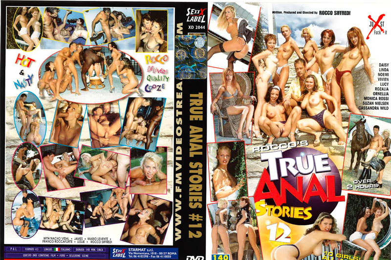 Rocco True Anal Stories 12