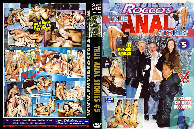 Rocco`s True Anal Stories 5