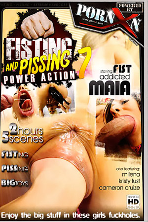 Fisting and Pissing Power Action 7