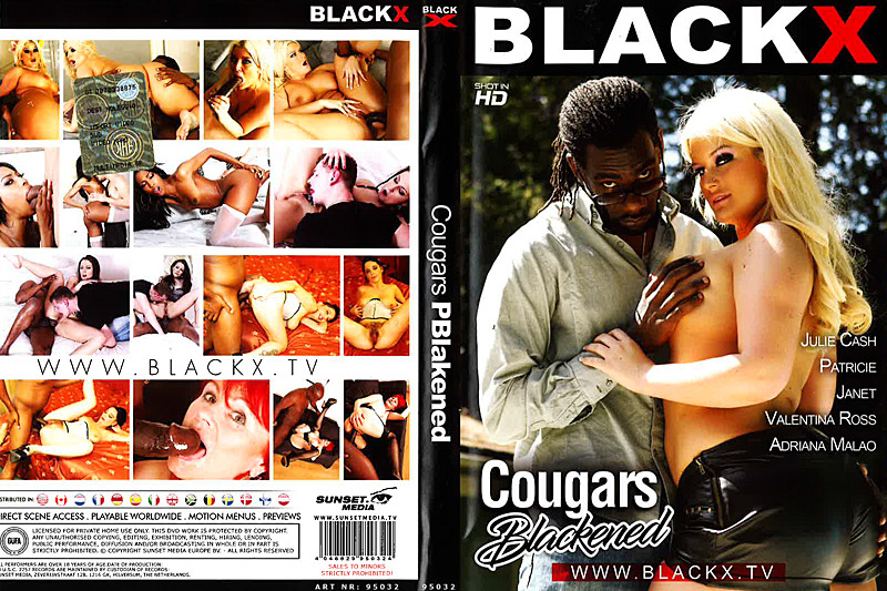 Cougars Blackened