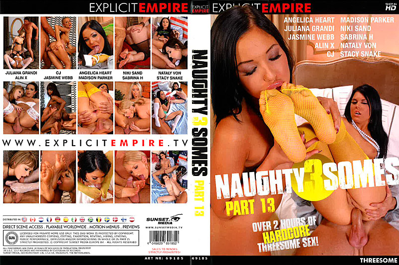 Naughty 3 Somes 13