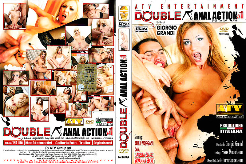 Double Anal Action Vol. 1
