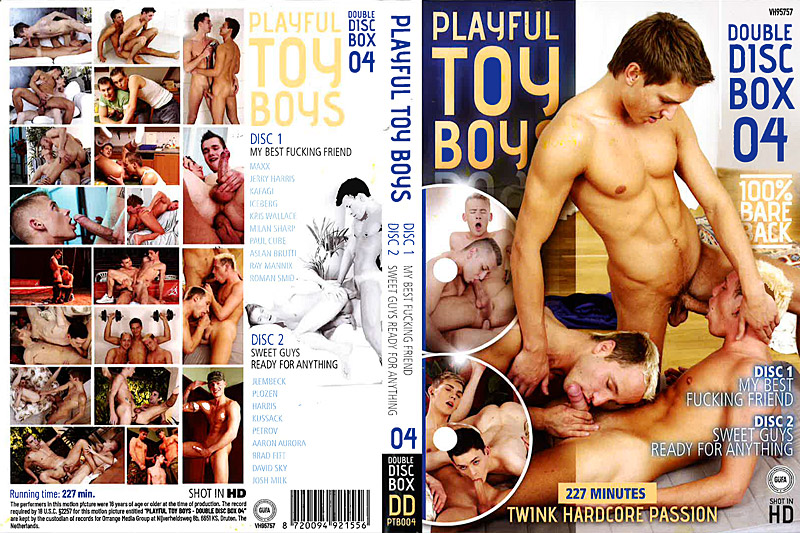 Playful Toy Boys 04