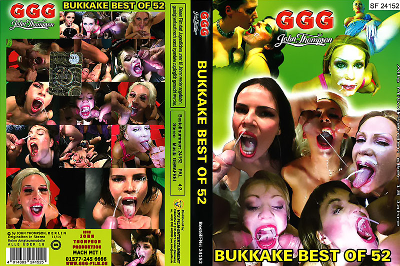 GGG Bukkake Best Of 52