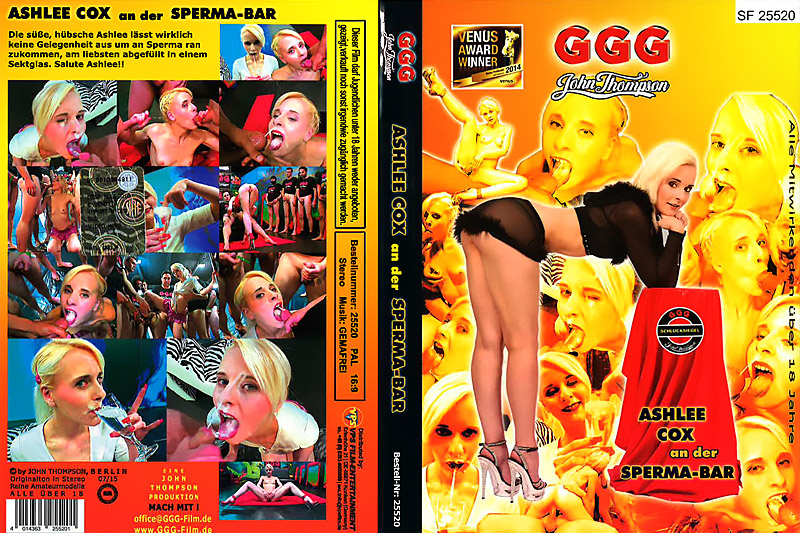 GGG Ashlee Cox An Der Sperma Bar