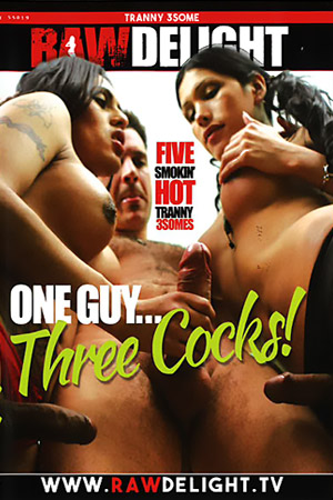 One Guy Three Cocks