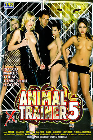Rocco Animal Trainer 5
