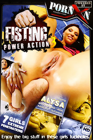Fisting Power Action 3