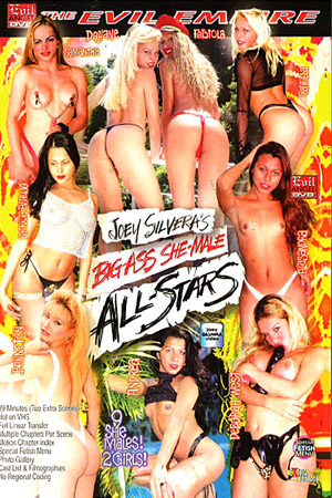 Big Ass She Male All Stars