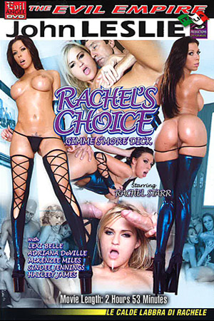 Rachel`s Choice Gimme s`more Dick