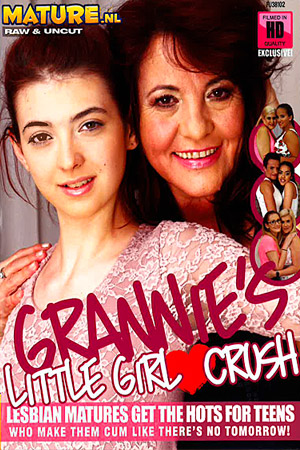 Grannies Little Girls Crush