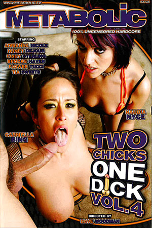 Two Chicks One Dick 4